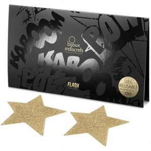 BIJOUX INDISCRETS FLASH STAR GOLD
